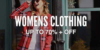 Womens clothing and apparel �