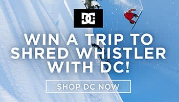 Win A Trip To Whistler With DC