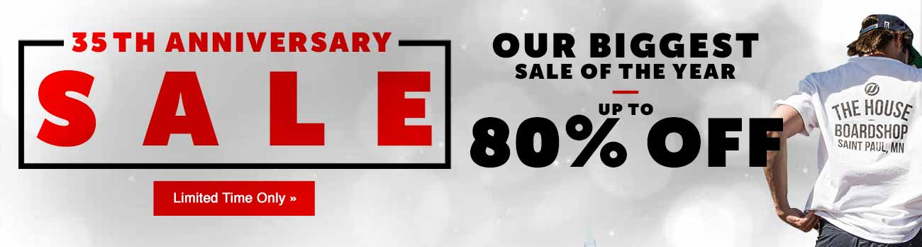 Anniversary Sale