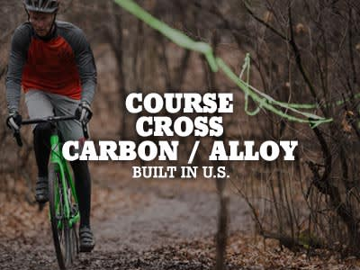Gravel and Cyclocross Bikes �