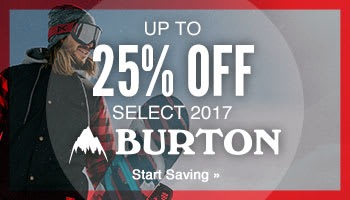 Save On 2017 Burton