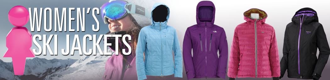 Women's Ski Jackets