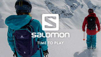 Shop Salomon ?