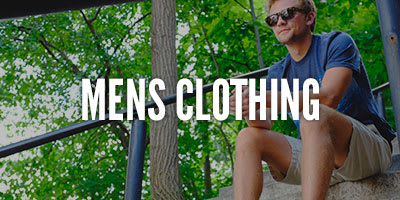 Mens clothing and apparel ?