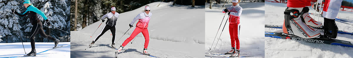 Womens Cross Country Ski Shop