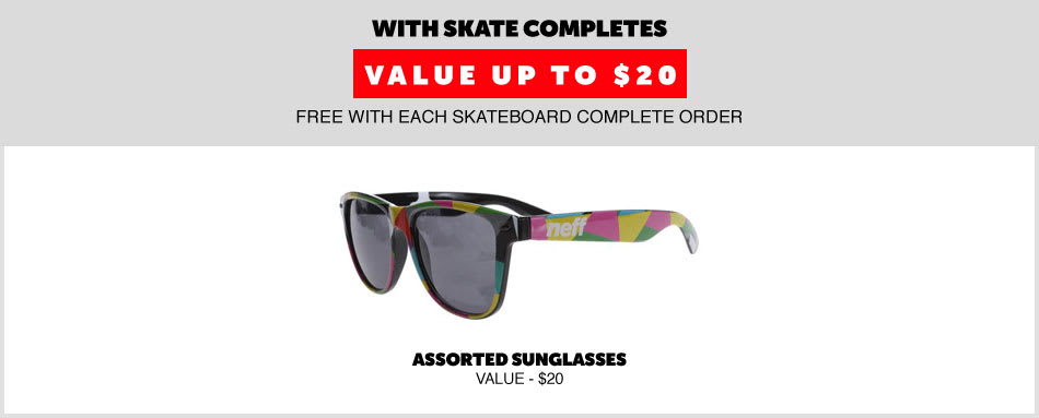 Skate freebies