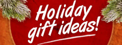 Holiday Gift Ideas Dropdown Banner