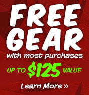 Free Gear with purchase