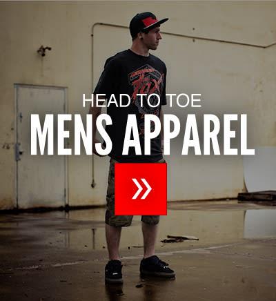 Shop Mens Apparel �