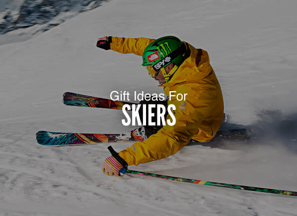 Gift Ideas For Skiers �