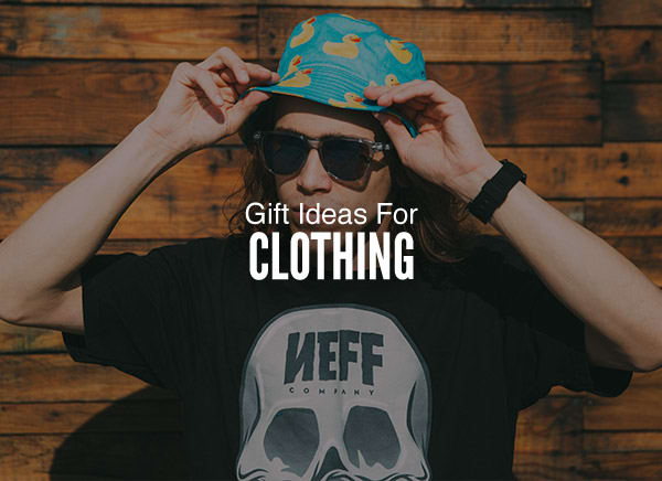 Gift Ideas Clothing �