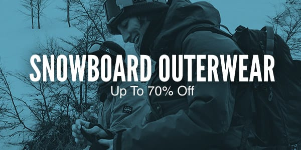 Shop Snowboard Outerwear �