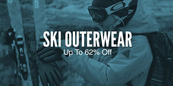Shop Ski Outerwear �