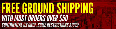 Free Shipping On Most Orders Over $100