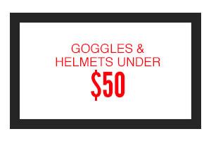Goggles & Helmets