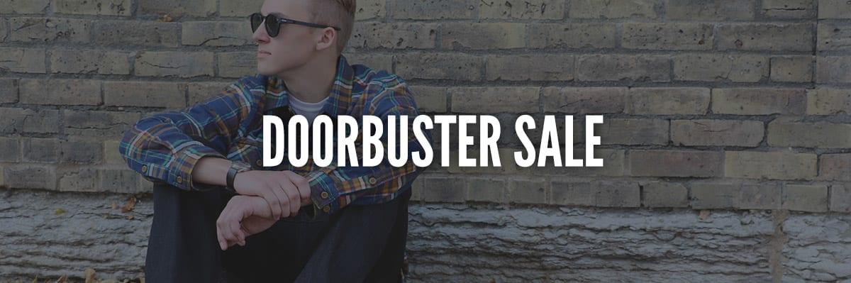 Doorbuster Sale