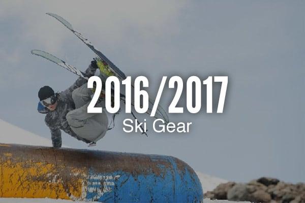 2017 Ski Gear