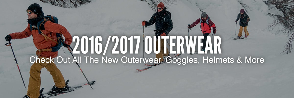 2017 Outerwear