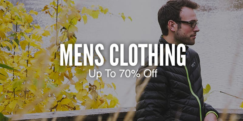 Mens clothing and apparel �