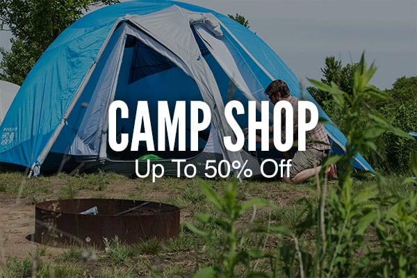 Camp Shop �