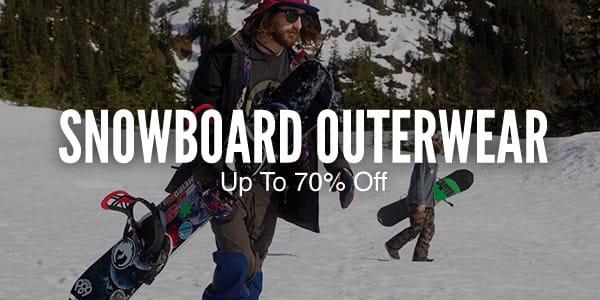 Shop Snowboard Outerwear �