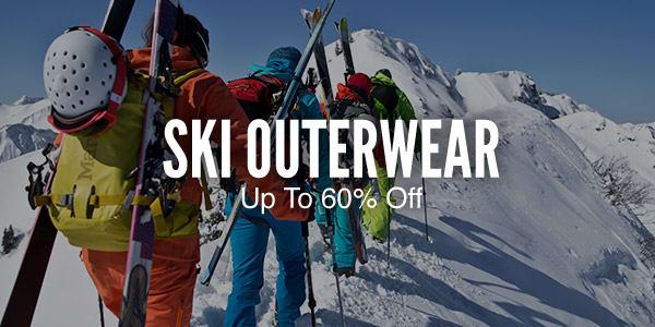 Shop Ski Outerwear �