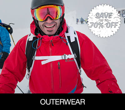 Save up to 70% On Outerwear �