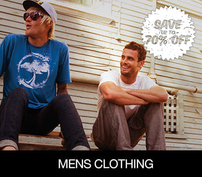 Save up to 70% On Mens Clothing �