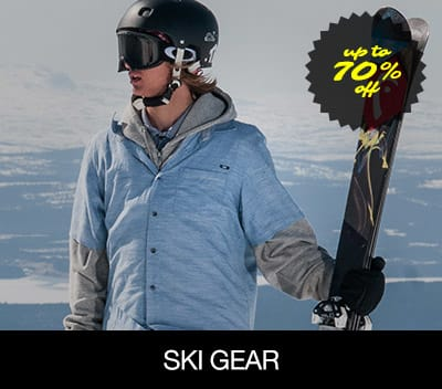 save up to 70% On Ski Gear �