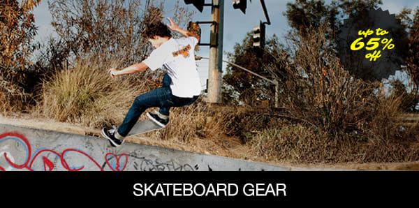 Save up to 70% On Skate Gear �