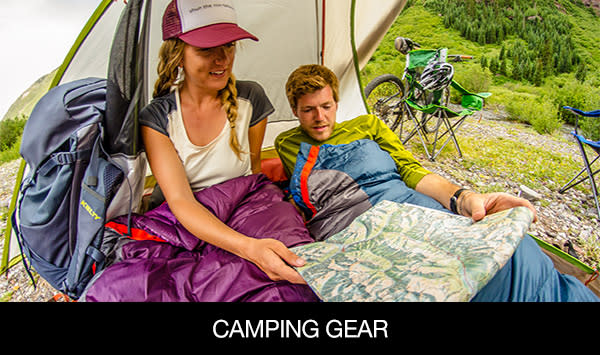 Camping Gear �