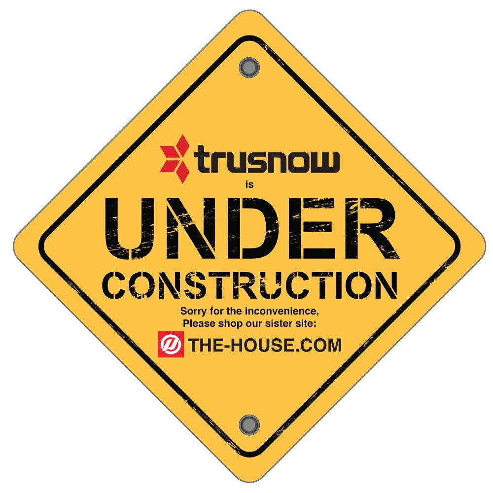 Trusnow is under construction