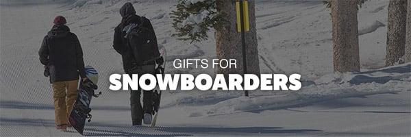 Gifts For Snowboarders