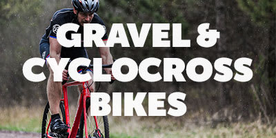 Gravel and Cyclocross Bikes ?