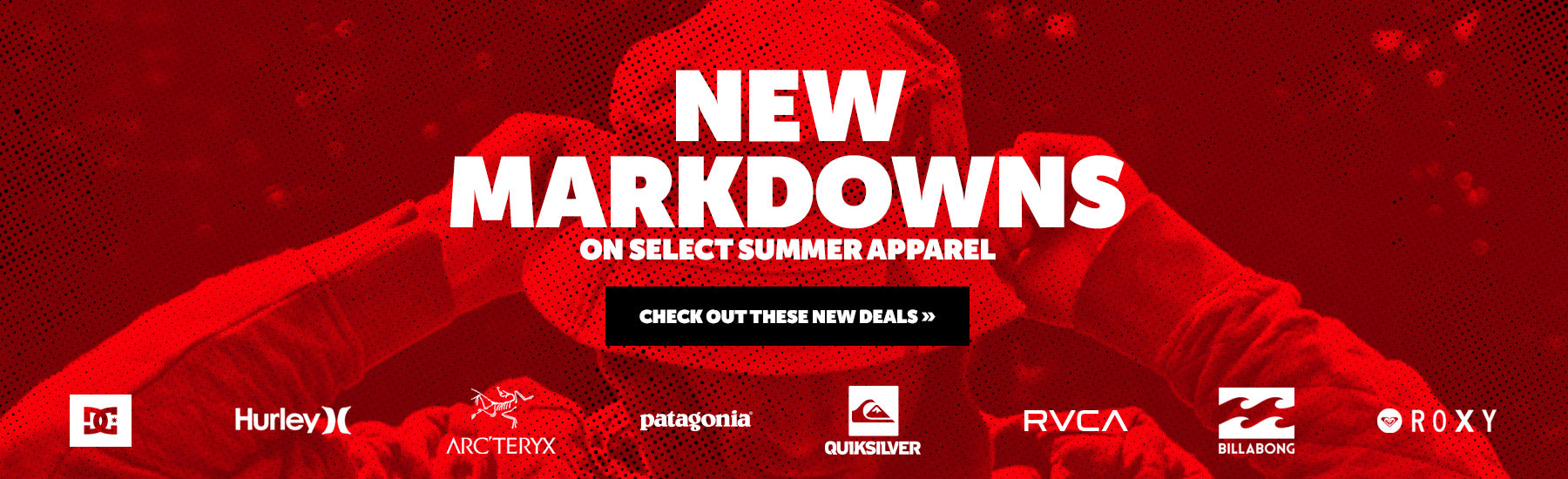 Shop August Markdowns