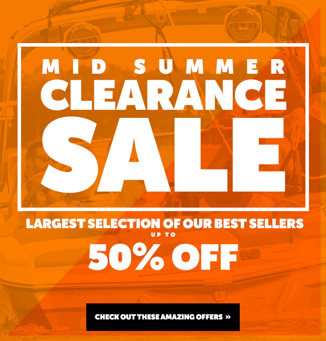 Mid Summer Clearance Sale