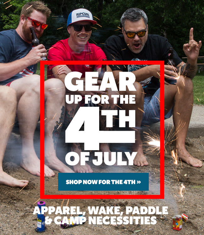 Gear Up For The 4th Of July