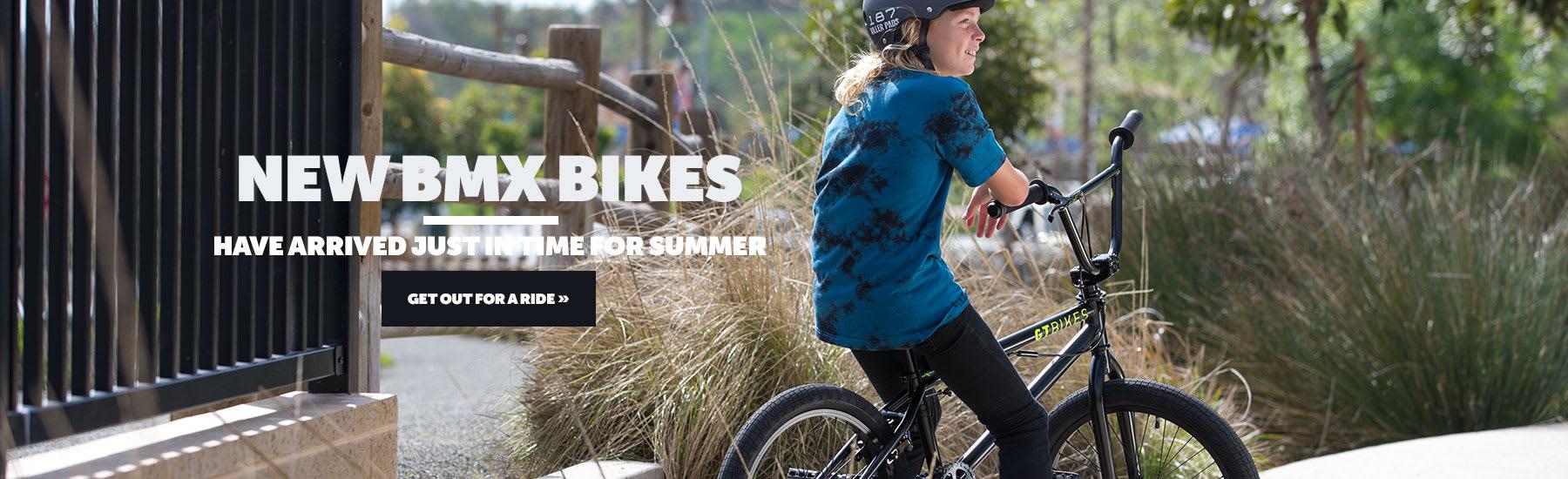 Shop 2018 BMX Bikes