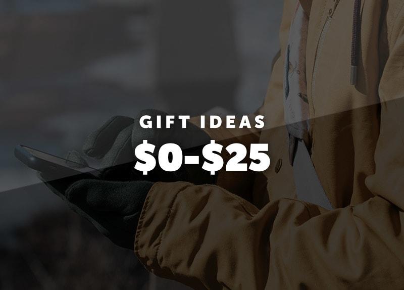 Gift Ideas 0-25