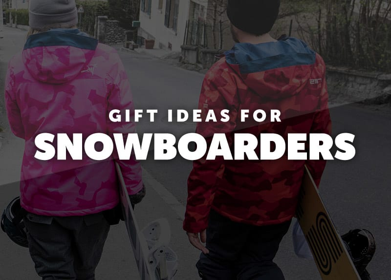 Snowboarder Gifts