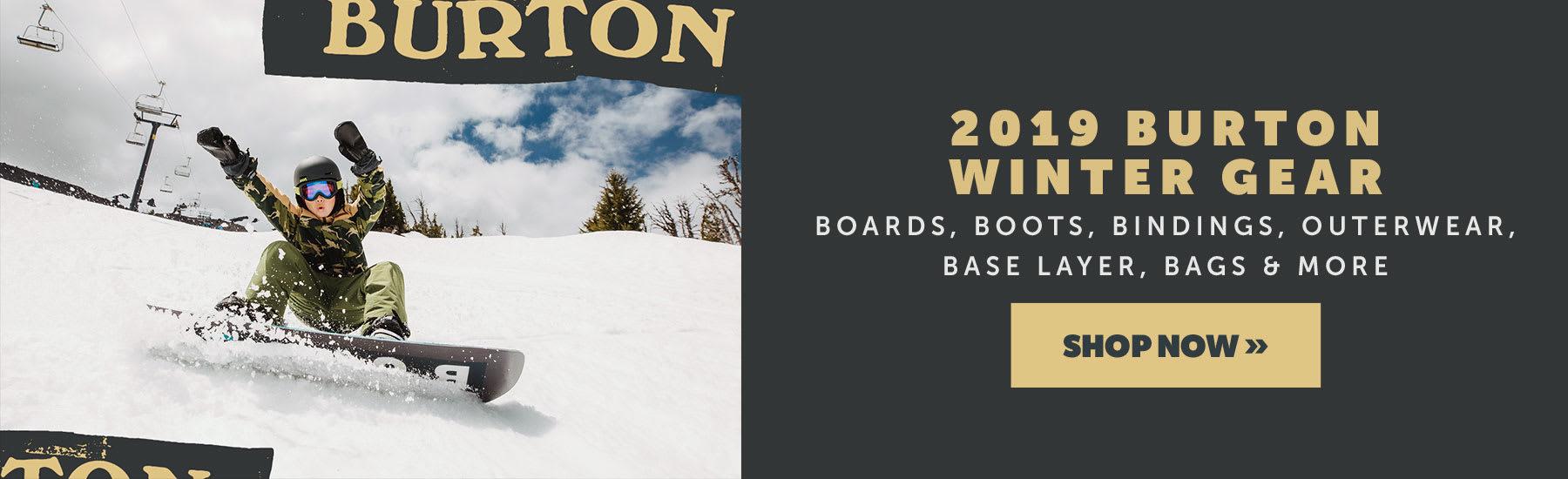 2019 Burton