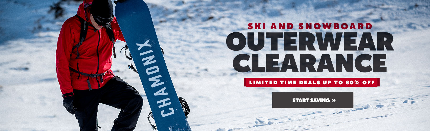 Winter Outerwear Clearance