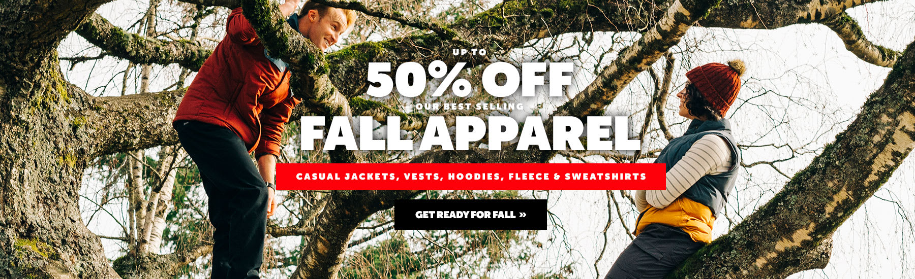 Shop Fall Apparel