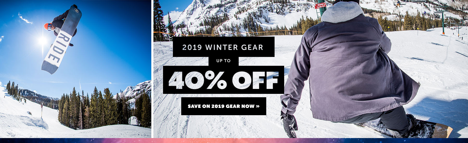 2019 Winter Gear Sale