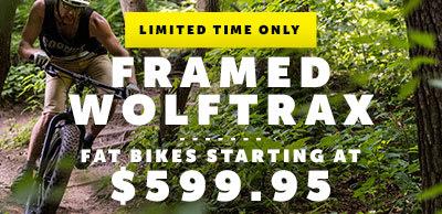 Wolftrax Sale ?
