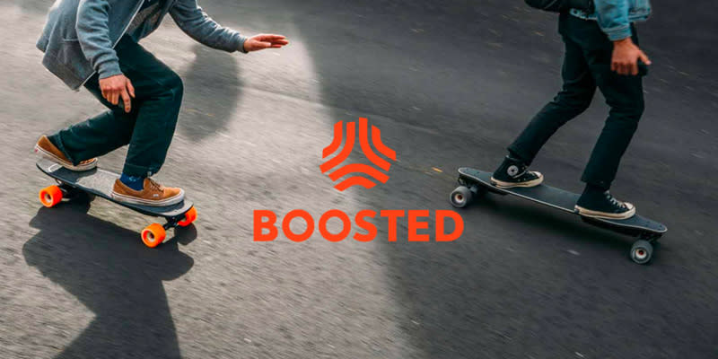 Boosted Longboards