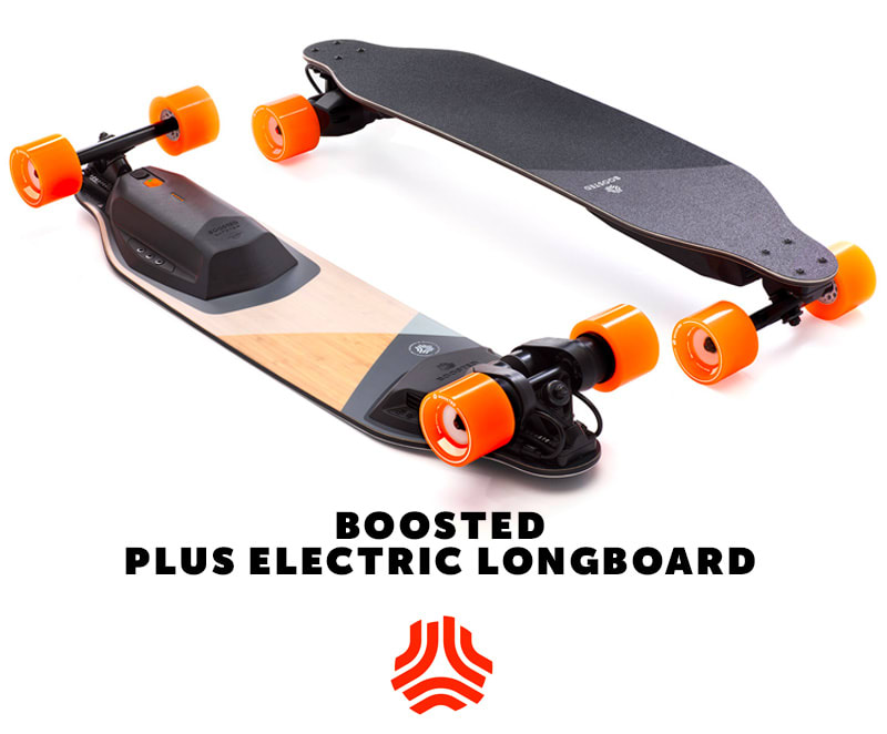 Boosted Plus Longboard �
