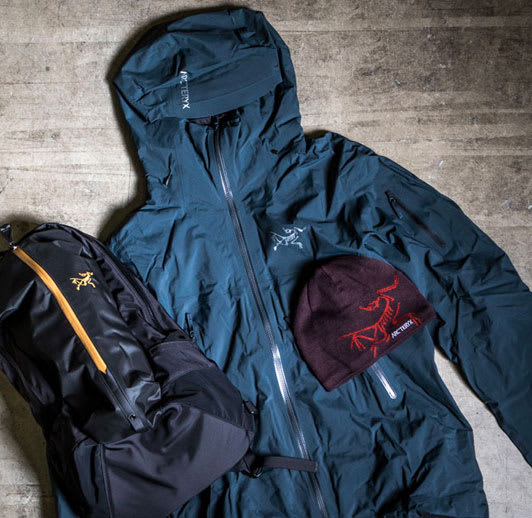 Arc'teryx Giveaway