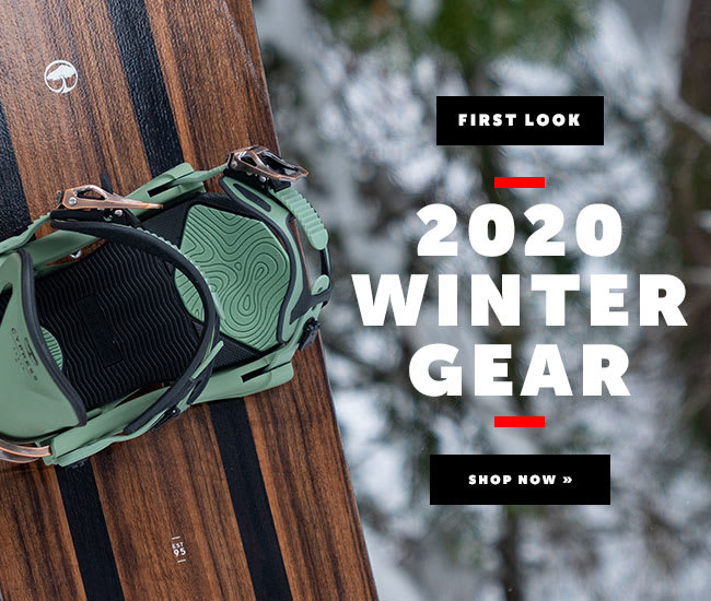 2020 Winter Gear