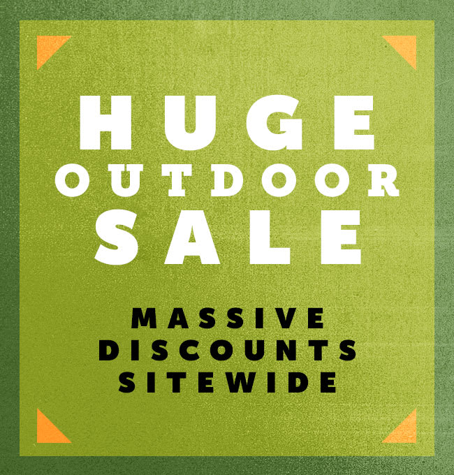Massive Outdoor Sale